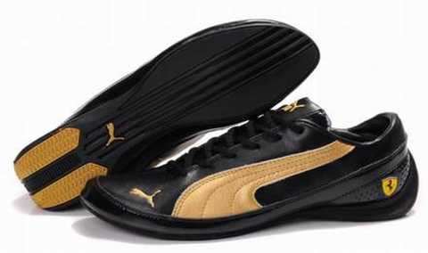 basket puma scratch homme