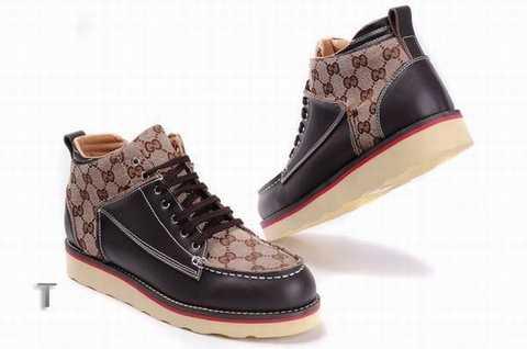 chaussures montante gucci homme chaussure gucci pour homme pas cher. Black Bedroom Furniture Sets. Home Design Ideas