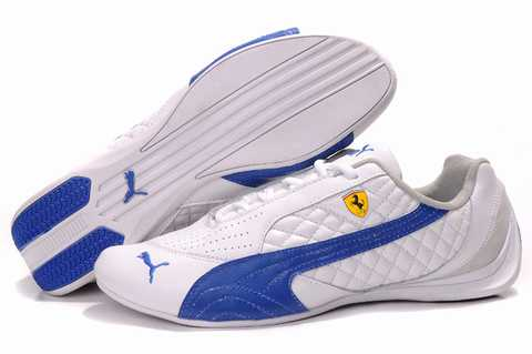 ef9ce752cf3de chaussures puma blanches