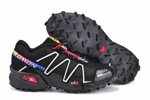 Cher Chaussures Pas Trail Ortholite chaussures Salomon Femme kOP8n0wX