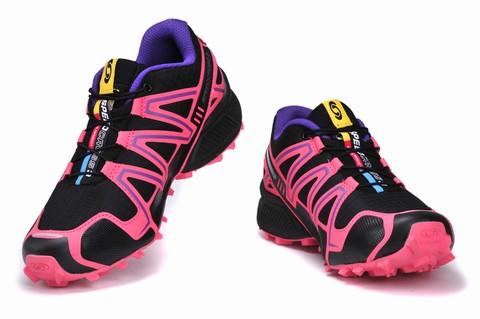 chaussures salomon ortholite,chaussures trail salomon femme
