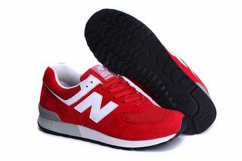largeur chaussure new balance