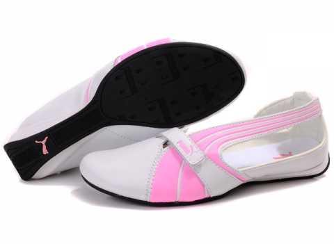 Chaussures Puma Pour Fille