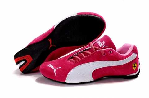 Chaussure Puma Lacet