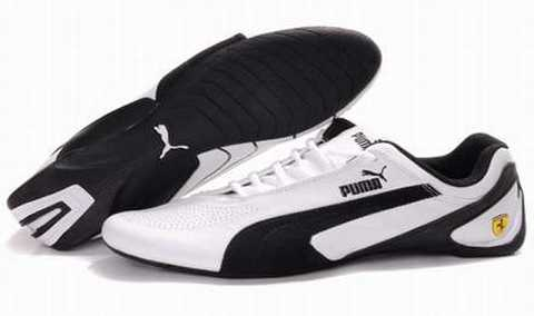chaussure puma ferrari blanc,chaussures puma 3 suisses