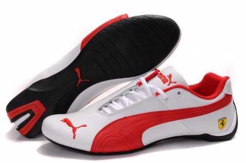 chaussure puma junior fille